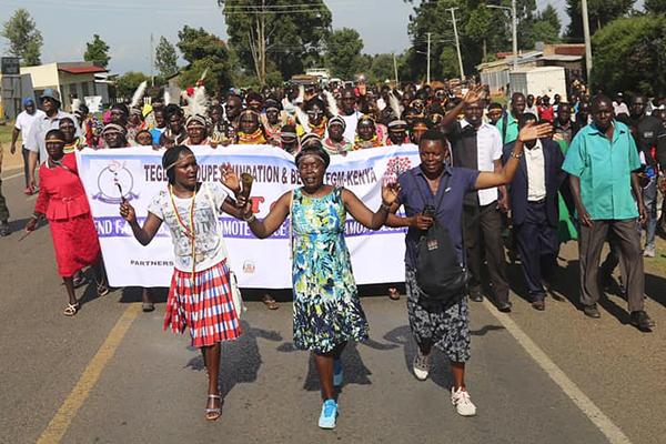 The 2018 Tegla Loroupe Peace Race (TLPF)