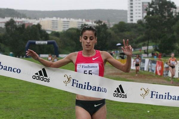 Jessica Augusto defends home turf in Oeiras (Marcelino Almeida)
