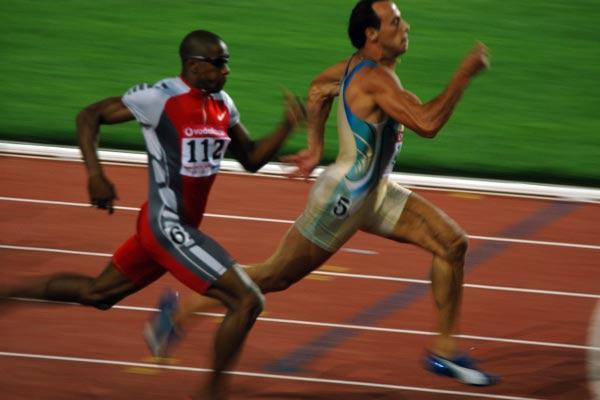 Kostadinos Kederis beats Stephane Buckland in Heraklion (IAAF)