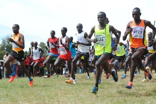 The elite field at the Tegla Loroupe Peace Race (TLPF)