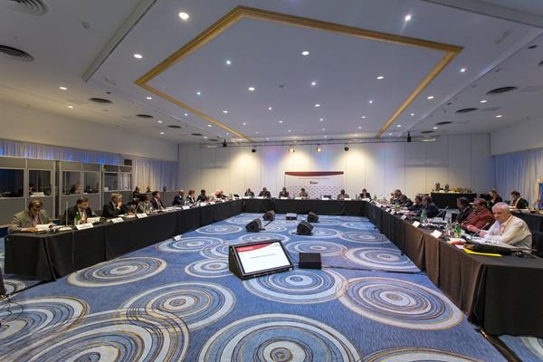 202nd IAAF Council meeting (Philippe Fitte)