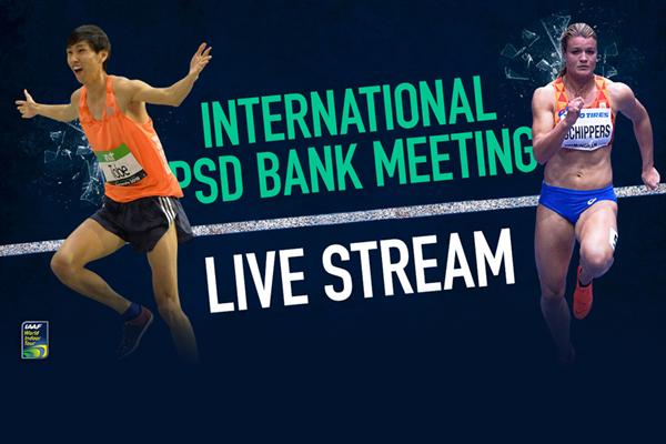 World Indoor Tour Dusseldorf live stream ()