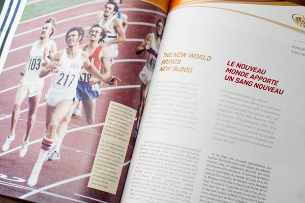IAAF 1912-2012: 100 Years of Athletics Excellence (IAAF)