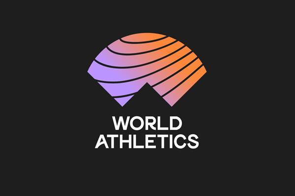 World Athletics logo ()