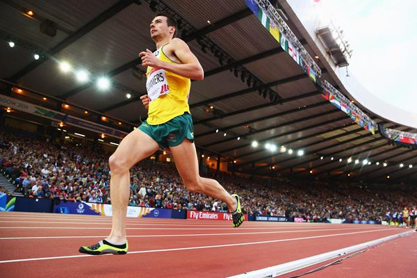 Harry Summers in action at the 2014 Commonwealth Games (Getty Images)