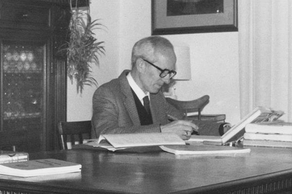 Roberto Quercetani, founding member of the ATFS ()
