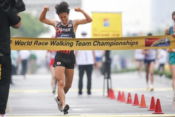 Watch the IAAF World Race Walking Team Championships