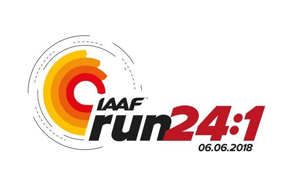 IAAF Run 24:1 (IAAF)