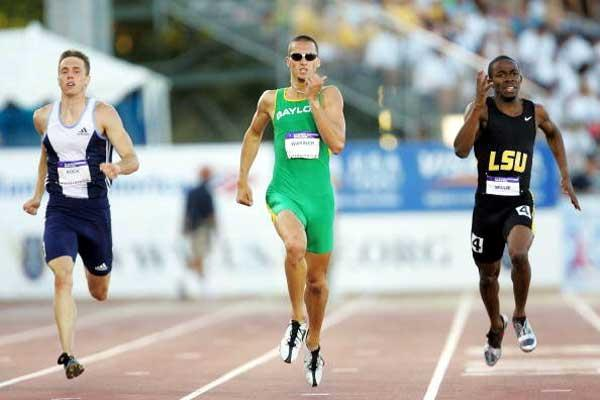 Jeremy Wariner  - US Trials (Getty Images)