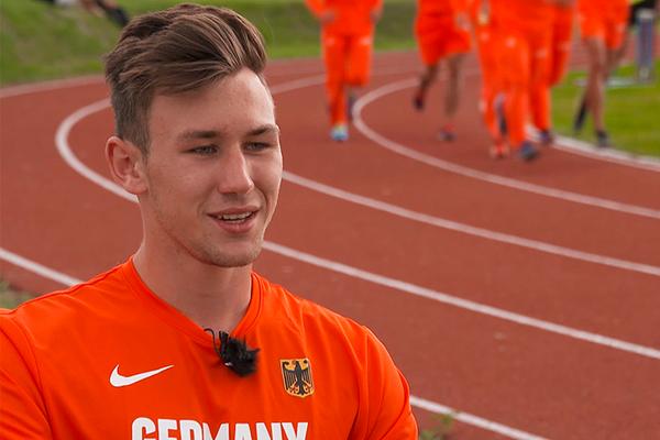 Niklas Kaul on IAAF Inside Athletics (IAAF)