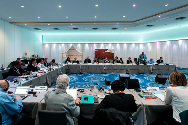 The 207th IAAF Council Meeting in Monaco (Philippe Fitte / IAAF)