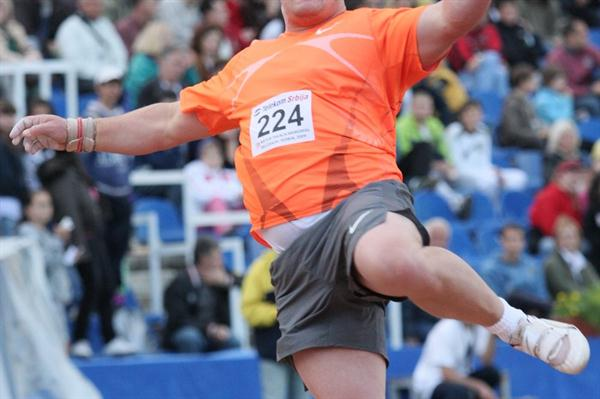 Dylan Armstrong spins to victory in Belgrade (organisers)