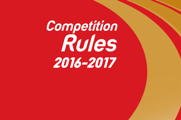 IAAF Competition Rules 2016-2017 (IAAF)
