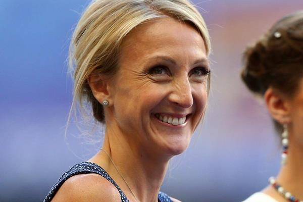 Marathon world record-holder Paula Radcliffe (Getty Images)