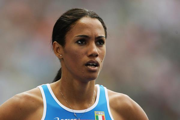Italian 400m runner Libania Grenot (Getty Images)