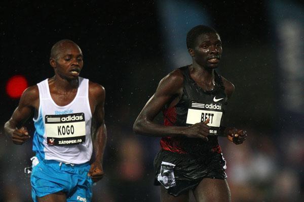 Emmanuel Kipkemei Bett (Getty Images)