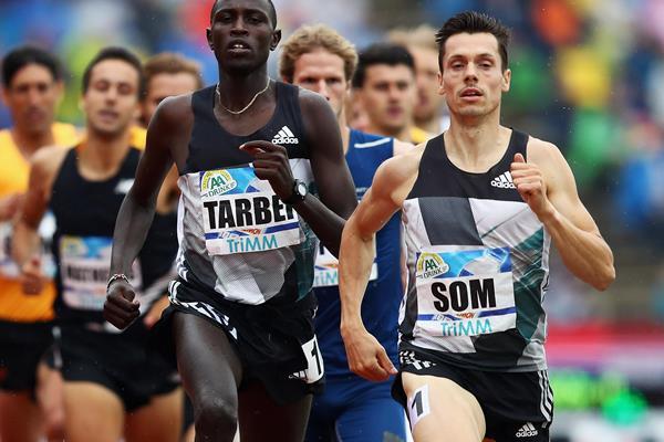 Dutch 800m runner Bram Som (Getty Images)