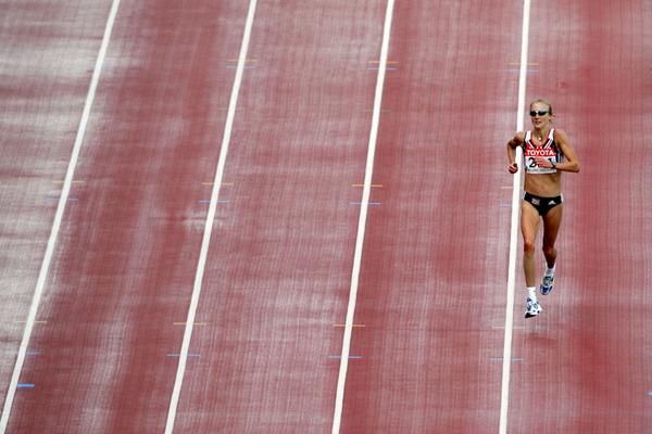 Paula Radcliffe Helsinki 2005 ()