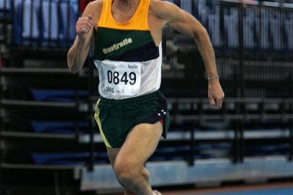 2010 WMA Best World Male Masters Athlete - Peter Crombie (AUS) M65 (WMA)