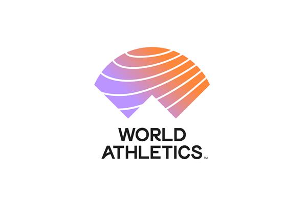 World Athletics logo (IAAF)
