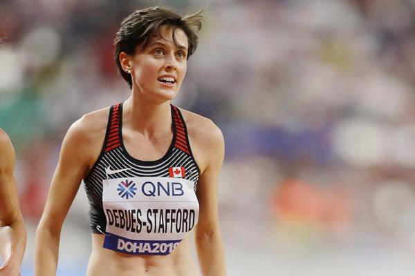 Gabriela Debues-Stafford at the IAAF World Athletics Championships Doha 2019 (Getty Images)