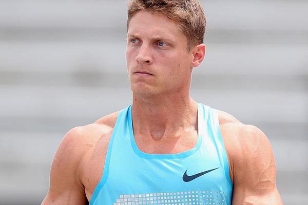 US decathlete Trey Hardee (Getty Images)