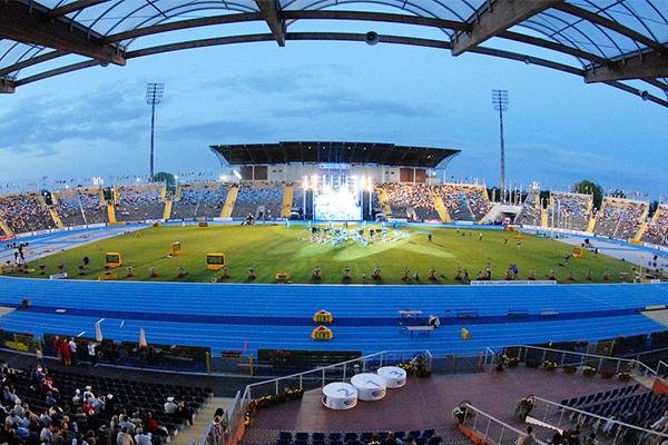 Zawisza Stadium, host of the IAAF World U20 Championships Bydgoszcz 2016 (LOC)