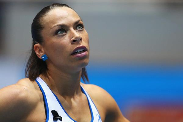 French sprint hurdler Cindy Billaud (Getty Images)