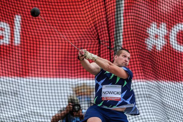 Wojciech Nowicki spins to victory in Szekesfehervar (Organisers)