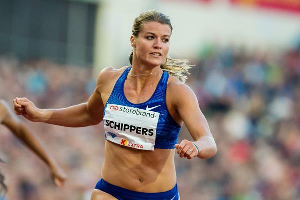 Dutch sprinter Dafne Schippers (Getty Images)