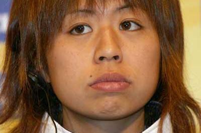 Kayoko Fukushi (JPN) (Getty Images)