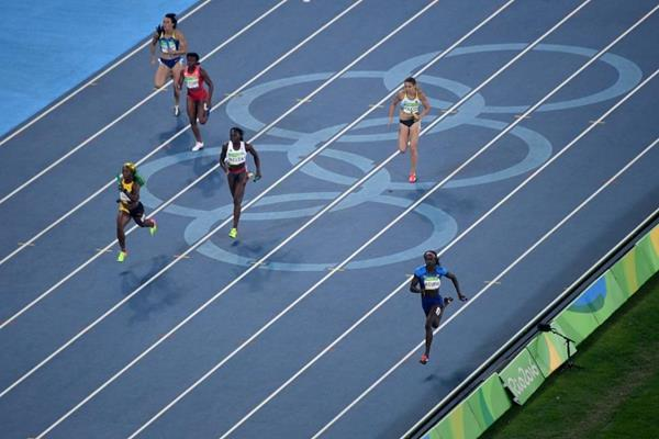 USA on their way to winning the 4x100m at the Rio 2016 Olympic Games (Getty Images)