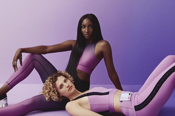 Elodie Ouedraogo and Olivia Borlee  (42 54)