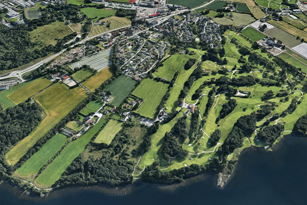 Stavanger Golf Course (Google)