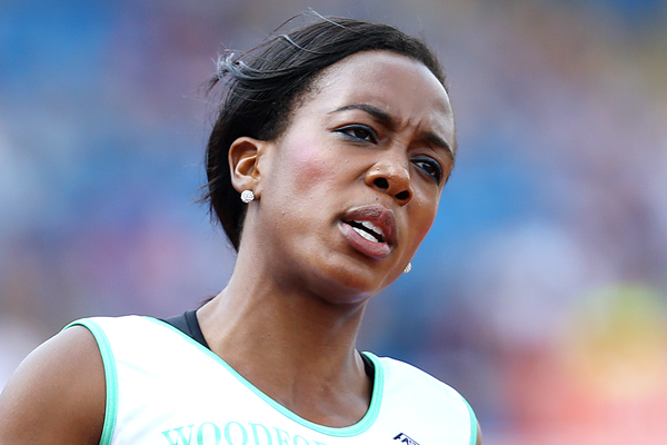 British sprint hurdler Tiffany Porter (Getty Images)