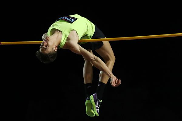 Australian high jumper Brandon Starc (Getty Images)