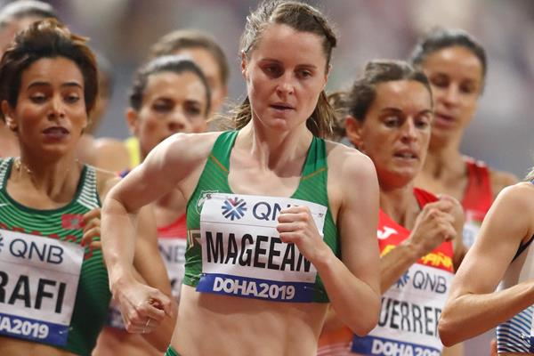 Irish middle-distance runner Ciara Mageean (Getty Images)