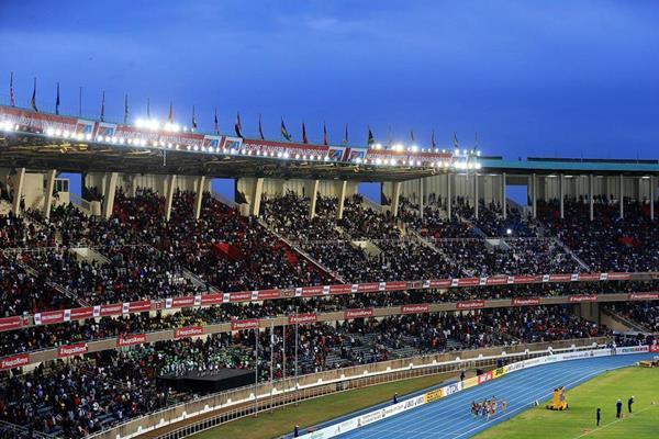 The IAAF World U18 Championships Nairobi 2017 (Getty Images)