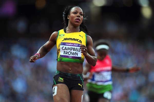 Veronica Campbell-Brown (Getty Images)