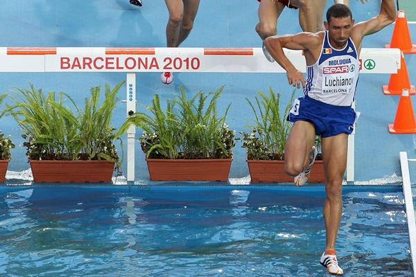 Steeplechaser Ivan Lukyanov (Getty Images)