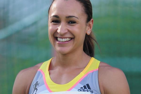 British heptathlete Jessica Ennis-Hill (Getty Images)