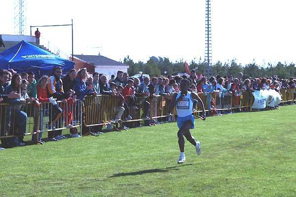 Ethiopia's Wude Ayalew Yimer wins in Quintanar (Luis Añóver Zarza)