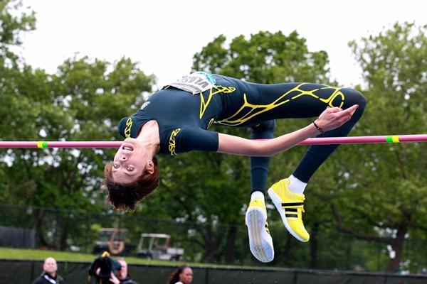 Blanka Vlasic at the 2013 adidas Grand Prix in New York (Victah Sailer)
