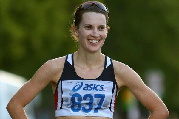 Claire Tallent takes victory over 20km at 2012 Australian Champs (Getty Images)