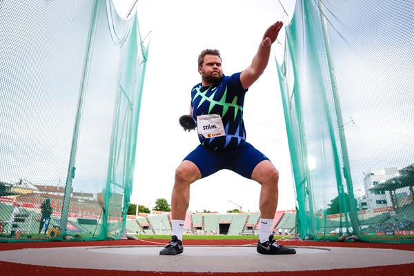 Daniel Stahl at Oslo's Impossible Games (Eirik Førde / Bislett Alliance)
