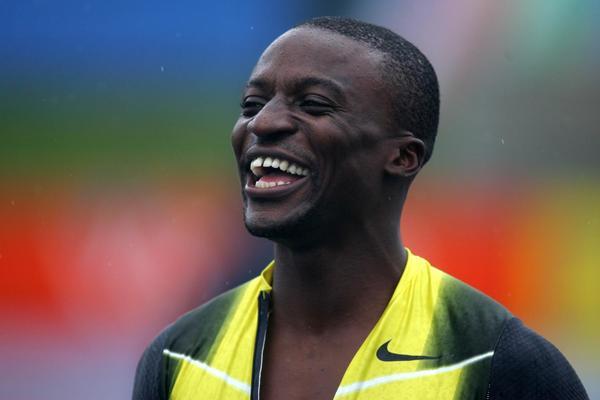 400m runner Gary Kikaya (Getty Images)