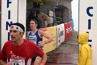 Victoria Wilkinson (GBR) takes a surprising win on Smarna Gora, in Ljubljana, Slovenia - WMRA (c)