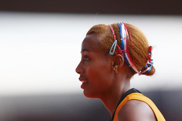 Dutch middle-distance runner Sifan Hassan (Getty Images)