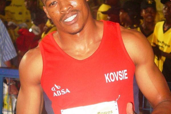 Thuso Mpuang in Tshwane (Mark Ouma)