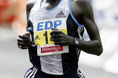 William Kiplagat (KEN) (Getty Images)
